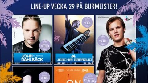 Burmeister | week 29