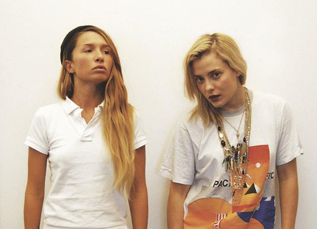 Rebecca & Fiona biljetter