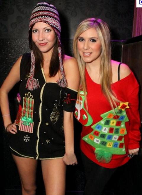 Ugly Christmas på Hotellet Linnegatan & Nellys nyårslöften