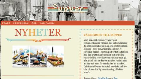 Restaurang Supper Visby!