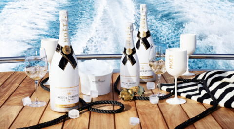 WE LOVE THE TASTE OF THE WHITE PARTY!