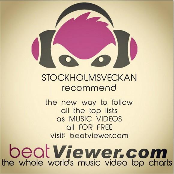 stockholmsveckan reccomend 580x580 BeatViewer   världens topplistor som musik videos