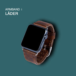 Appelarmband Läder för Apple Watch
